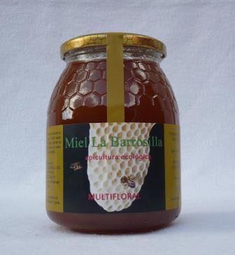 Miel multifloral ecológica 1 Kg.
